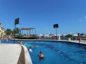 Exploramum and Explorason - Sea Adventure Resort & Waterpark Cancun Mexico - great pools