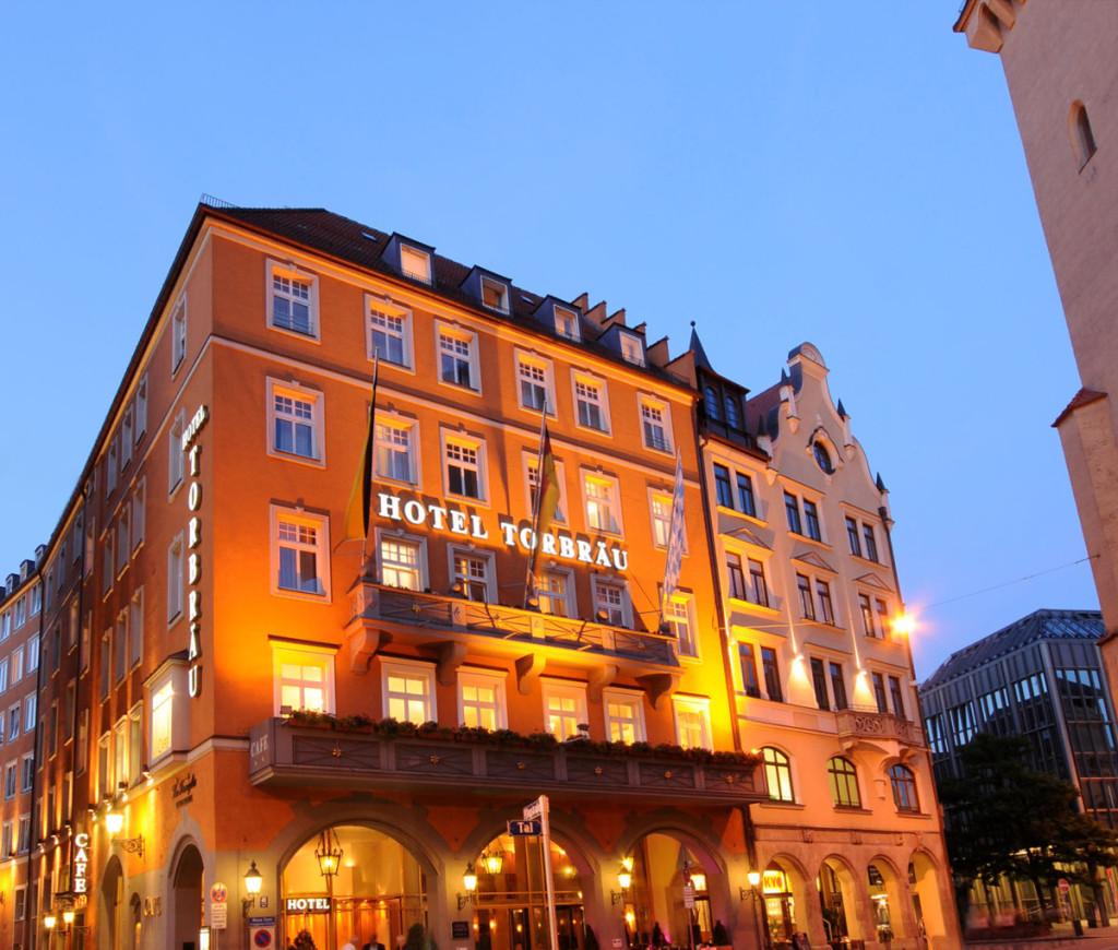 Hotelfoto Hotel TorbrŠu