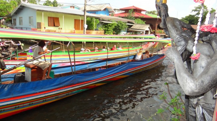 Take A Long-tail Boat Tour in Bangkok - Live Vote