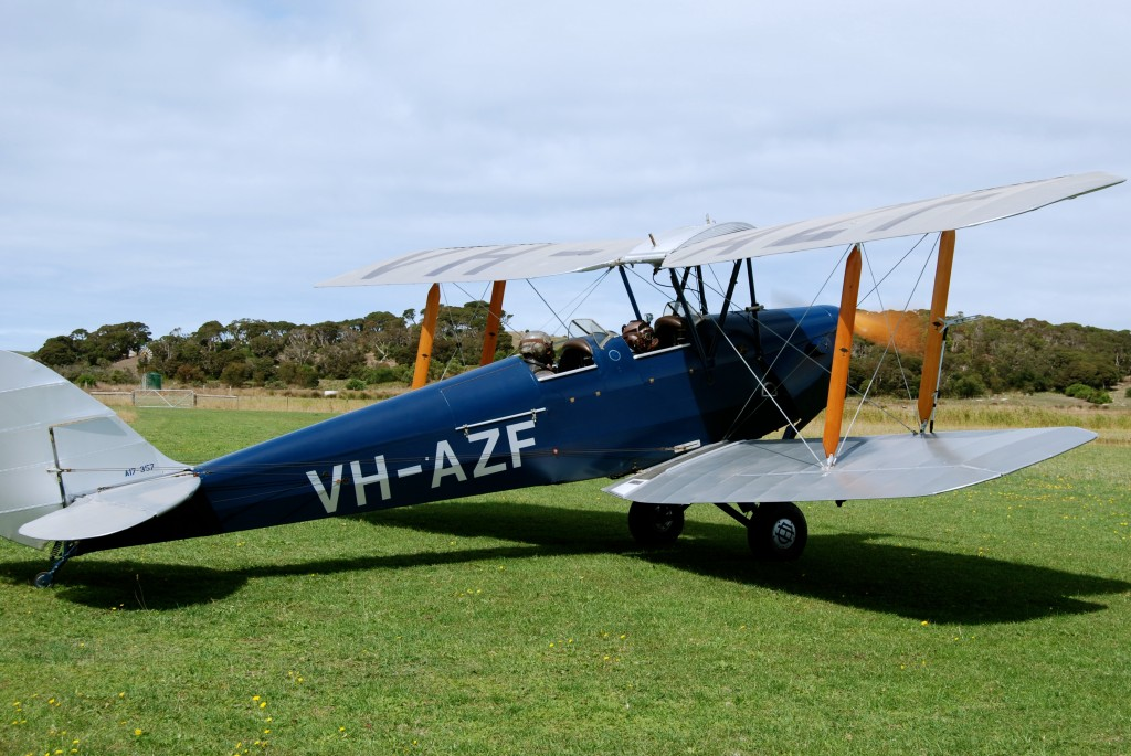 1941 De Havalland Tiger Moth