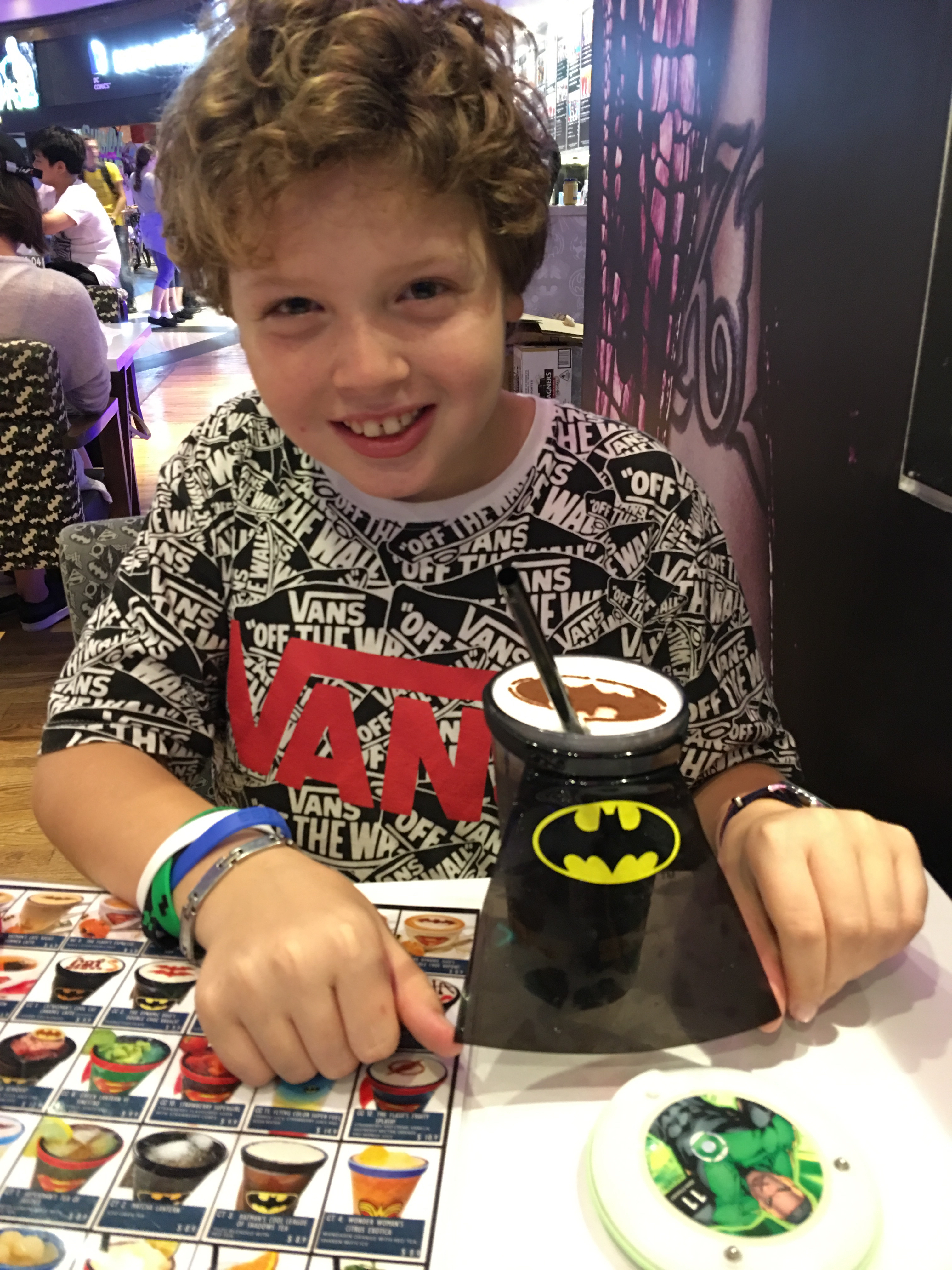 Batman Shake