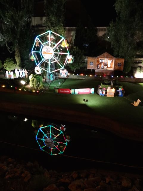 Adelaide Brewery Lights