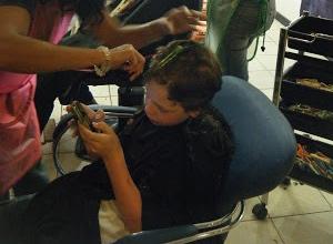 hairdresser in Fiji