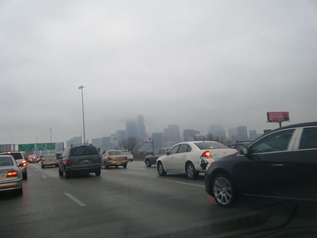 Heading For Snow In Midwest Chicago