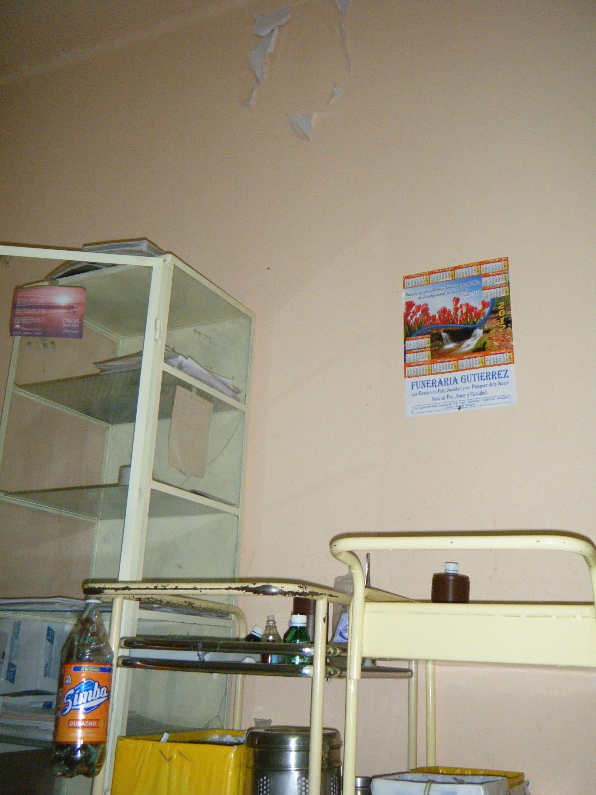 Bolivian Hospital