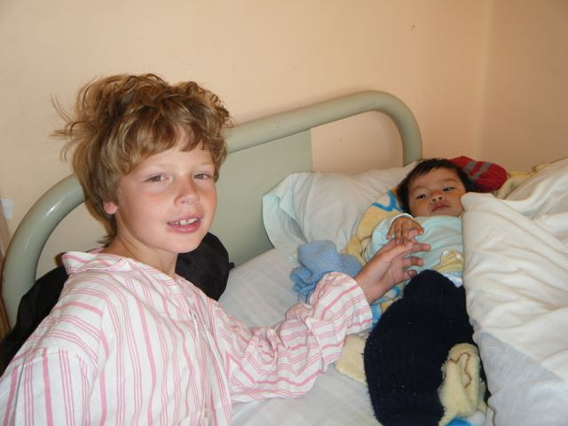 hospital in Uyuni