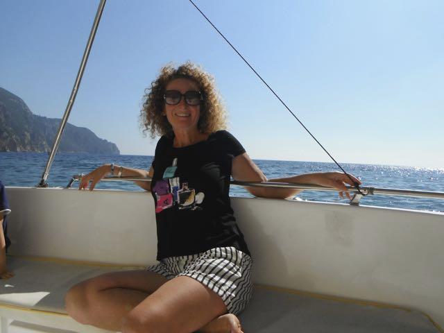 sailing Corfu
