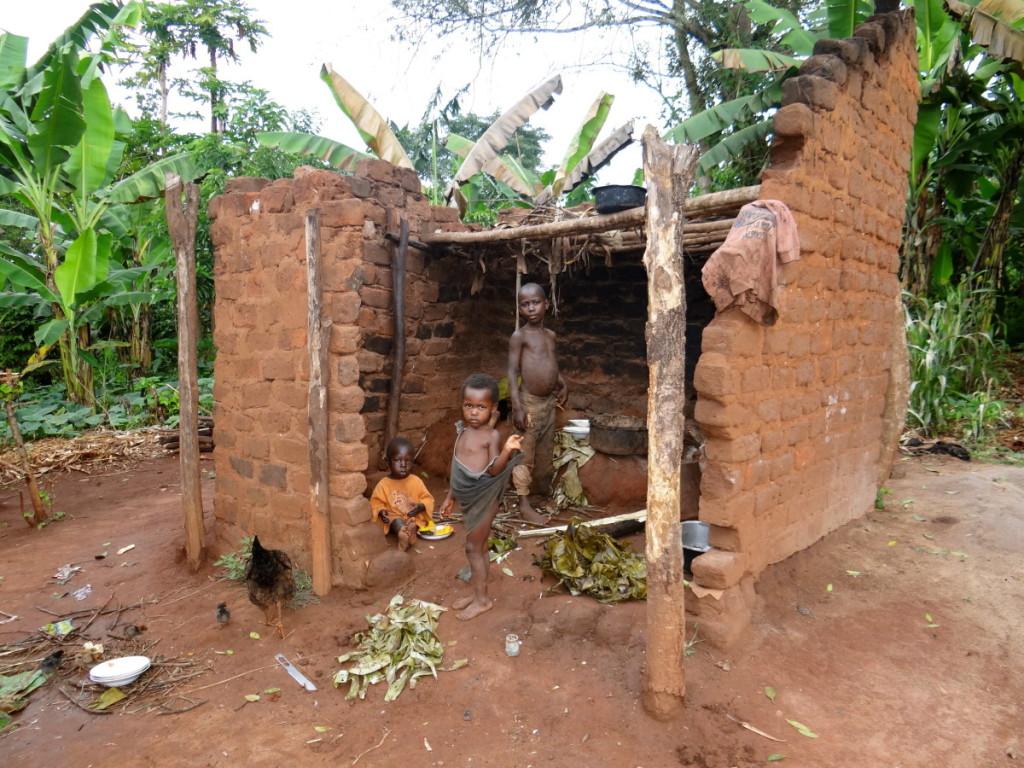 impoverished Uganda