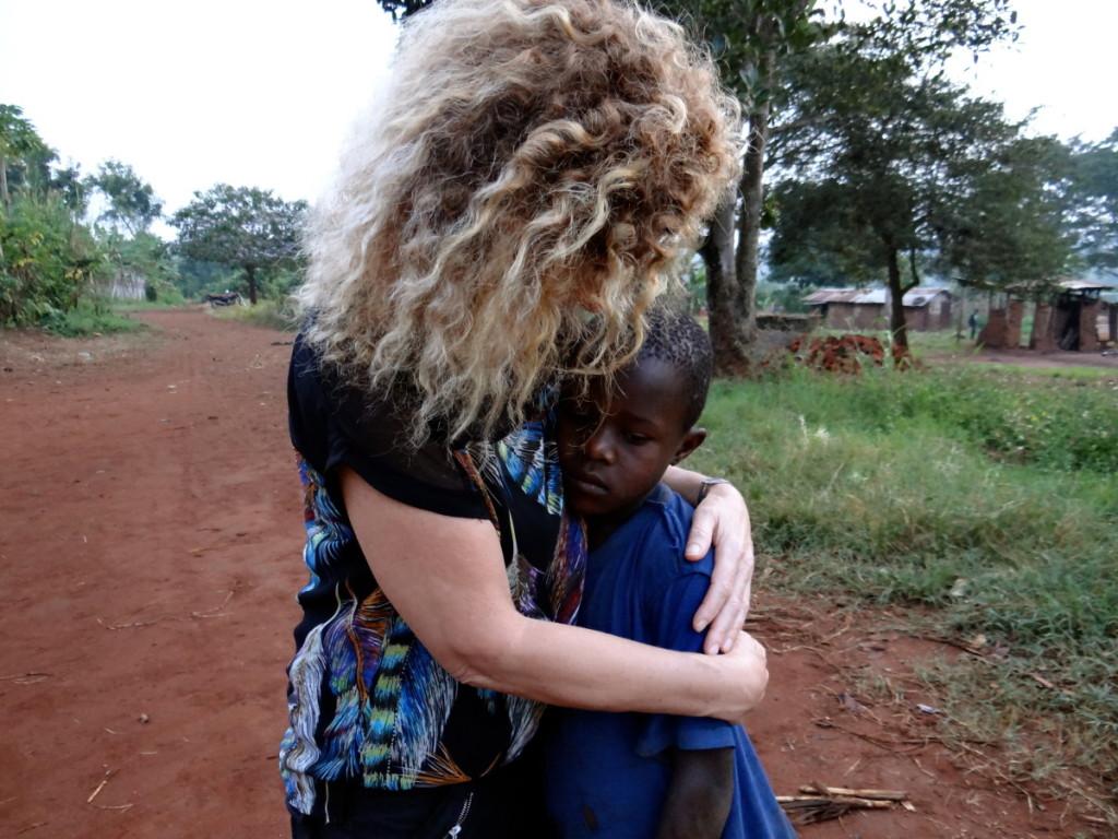 loving the children of Uganda
