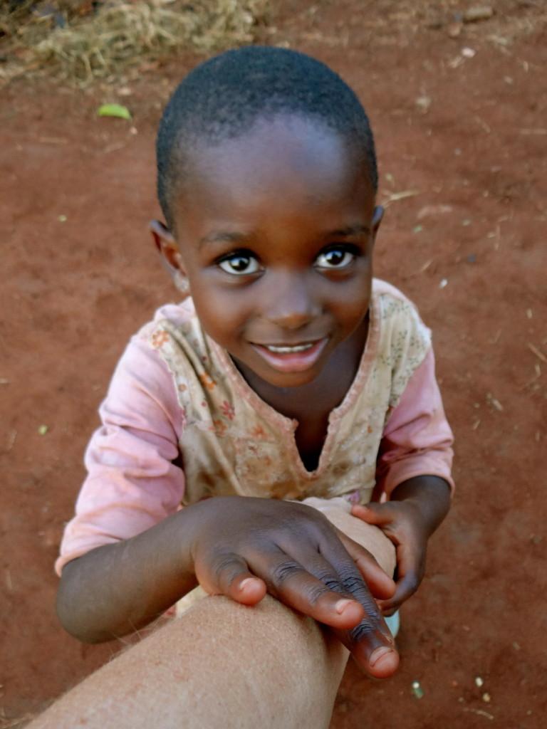 Uganda child