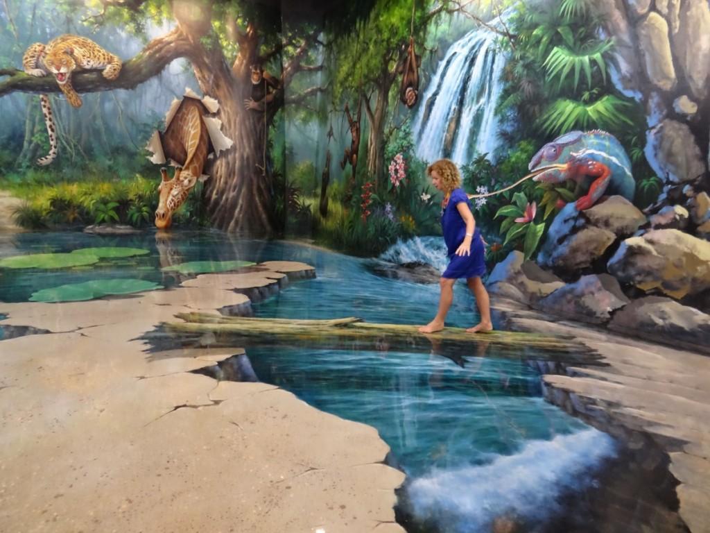 3D Art in Paradise Bangkok