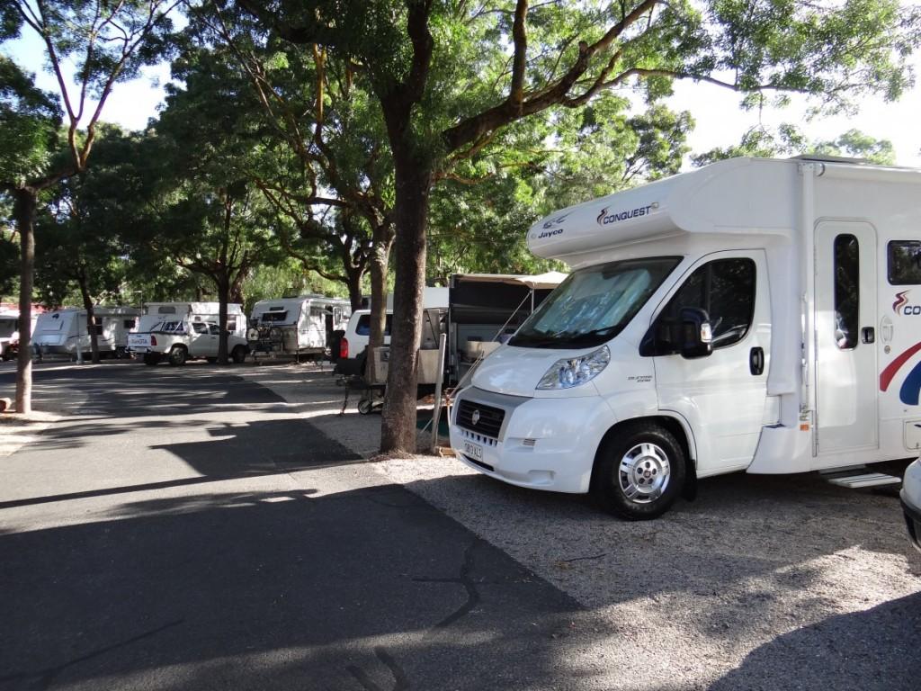 Adelaide Caravan Park
