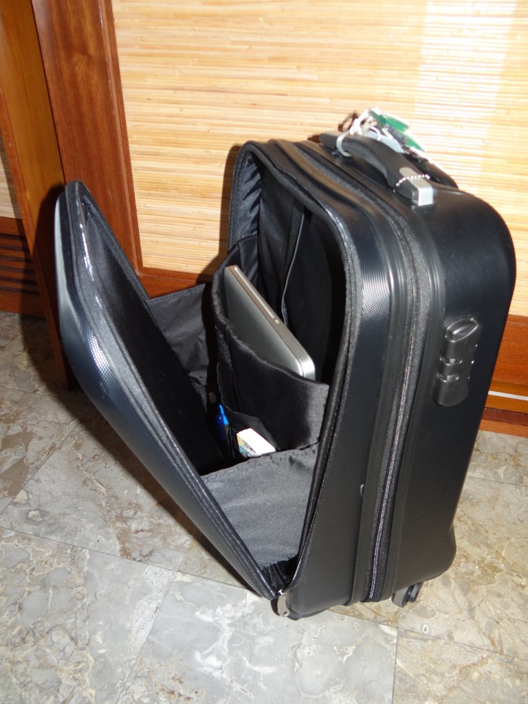 SwissCase Pro Business Traveller