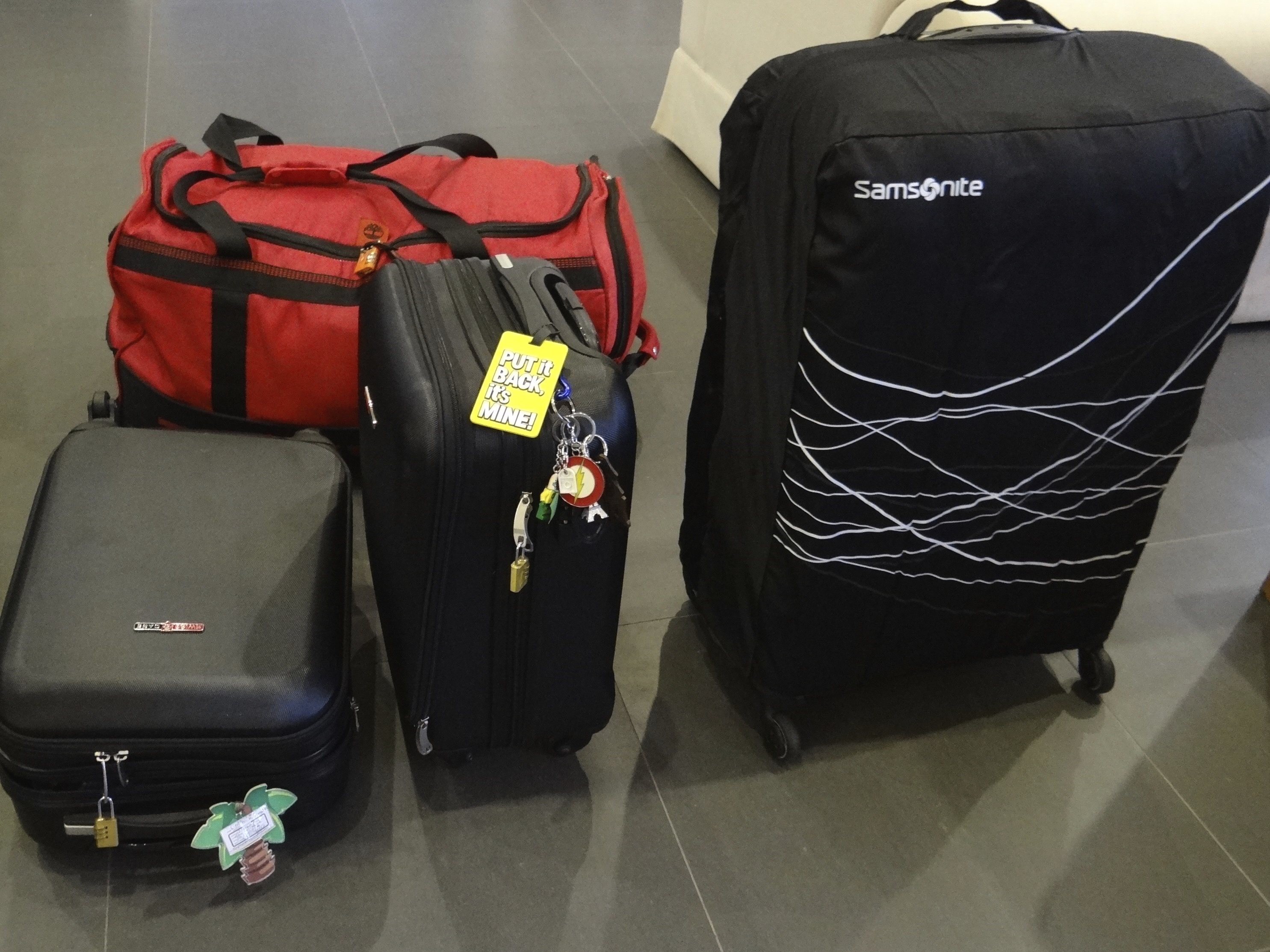 Covid-19 Preparing to travel again
