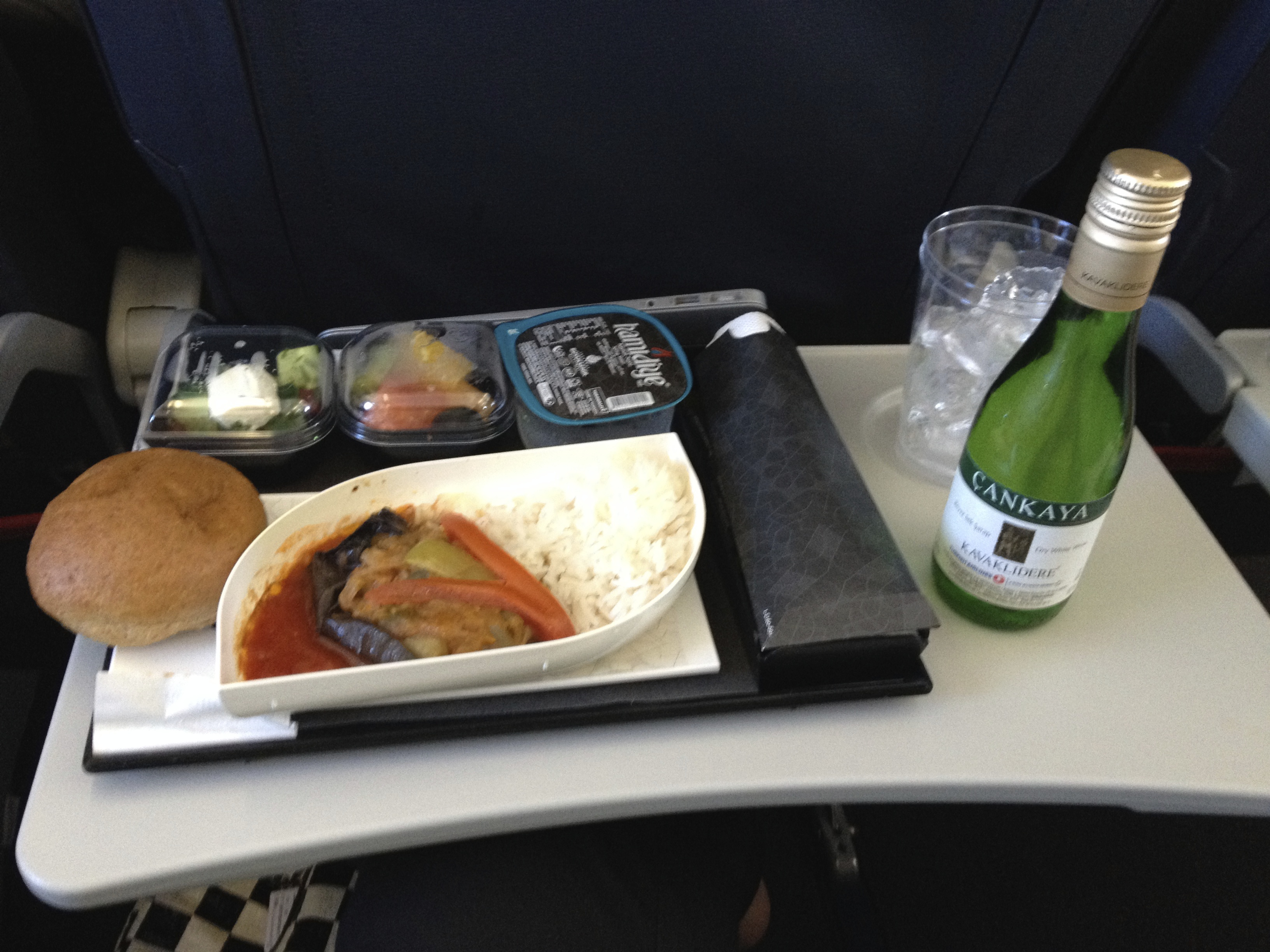 aeroplane meals