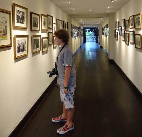 Raffles Hall of Fame