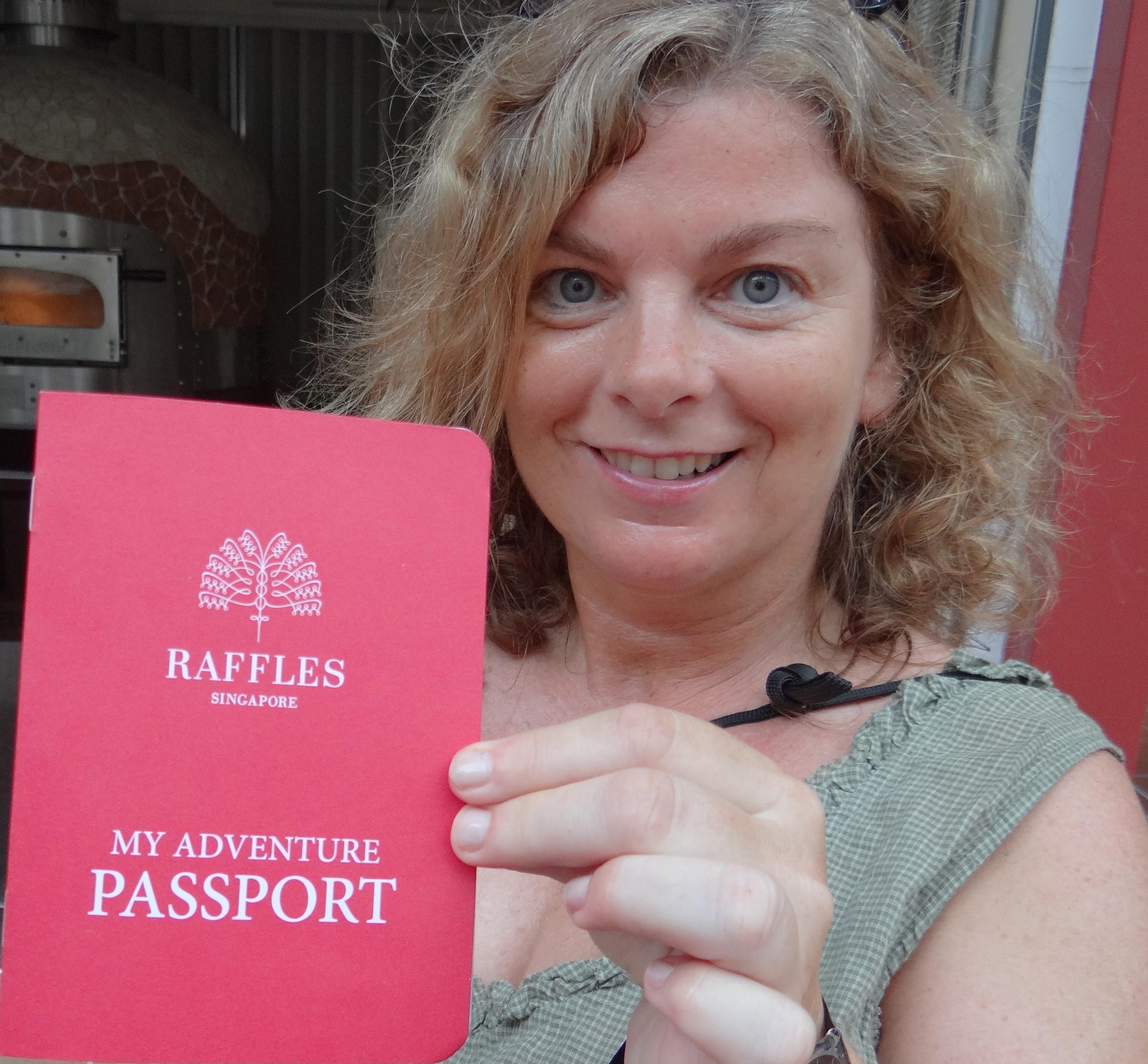 My Adventure Passport