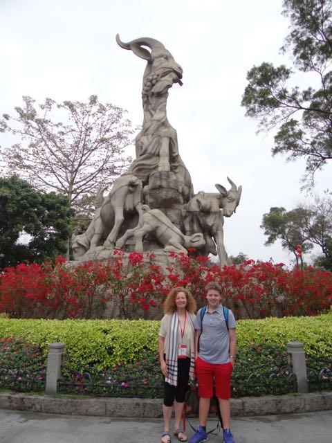 Families in Guangzhou