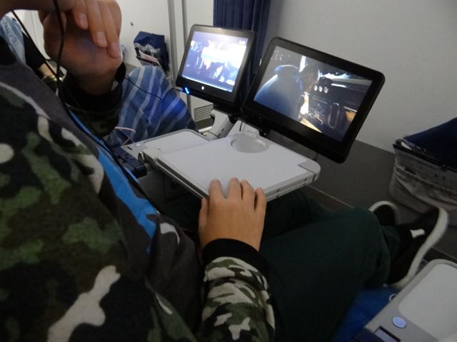 airline entertainment
