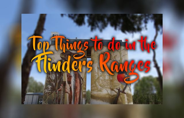 rugged Flinders Ranges