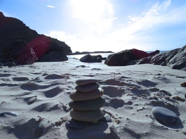 pebble towers