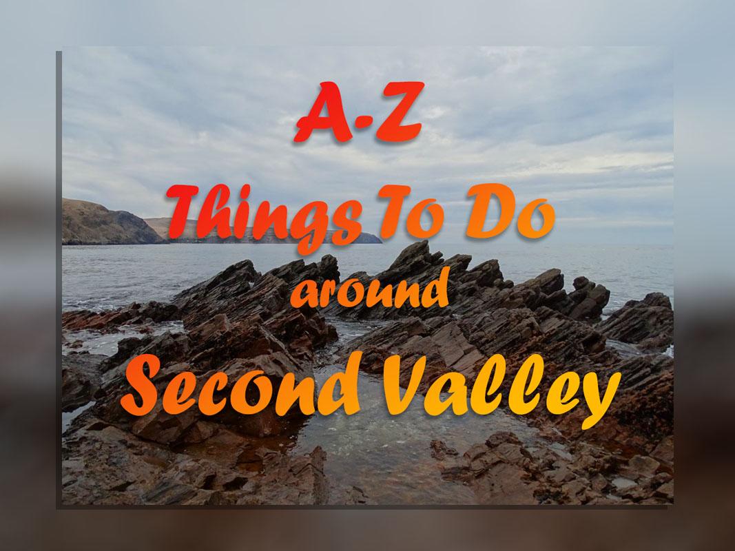 around Second Valley